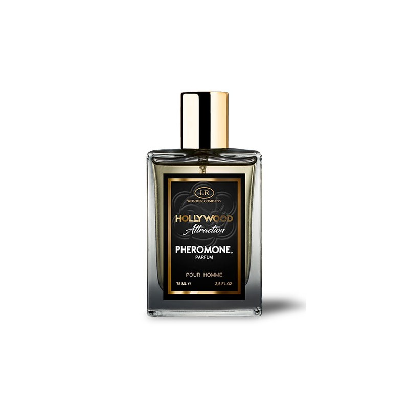 Pheromone Parfum Uomo Hollywood Attraction (75 ml)