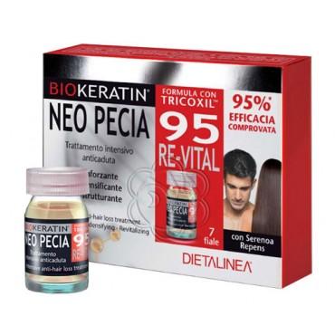 Biokeratin Neo Pecia Forte Lozione Re-Vital (7 Fiale)