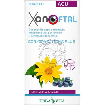 Xanoftal: per il benessere della vista