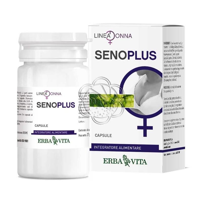 Senoplus: integratore per un seno prosperoso