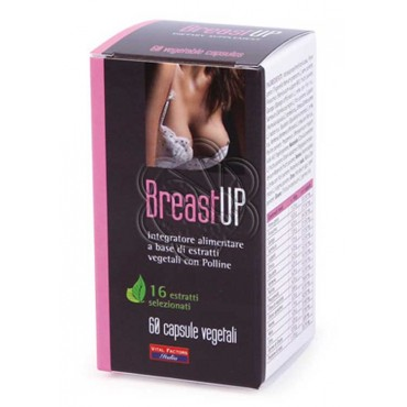 Breast up Integratore: per un seno voluminoso