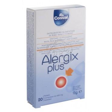 Alergix Plus (20 Tavolette Orosolubili) Cosval - Allergie