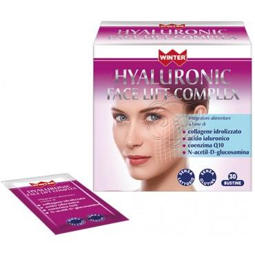 Hyaluronic Face Lift Complex (30 Bustine Monodose) Winter - Integratori Anti Age