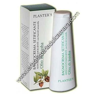 Bagnocrema Setificante Addolcente Emolliente Olio Jojoba (200 ml) Planters - Regali