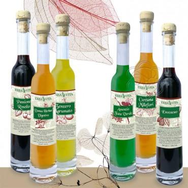 Liquori Erba Vita da Antiche Ricette