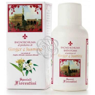 Bagnoschiuma Ginger e Jasmine (250 ml) Derbe Speziali Fiorentini - Regali