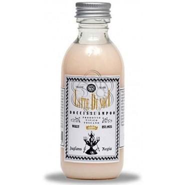 Doccia Shampoo Latte di Noce (125 ml) Wally - Regali