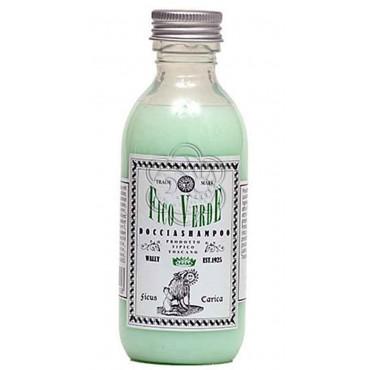 Doccia Shampoo Fico Verde (125 ml) Wally - Regali