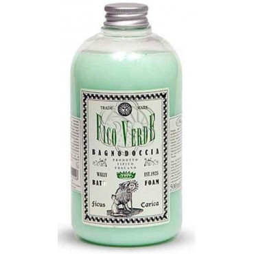Doccia Shampoo Fico Verde (500 ml) Wally - Regali