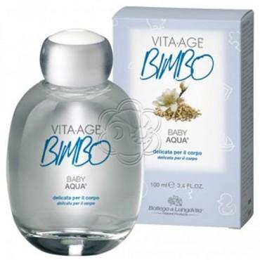 Baby Aqua Vita Age Bimbo (100 ml) Bottega di Lungavita - Acque Profumate Bimbi