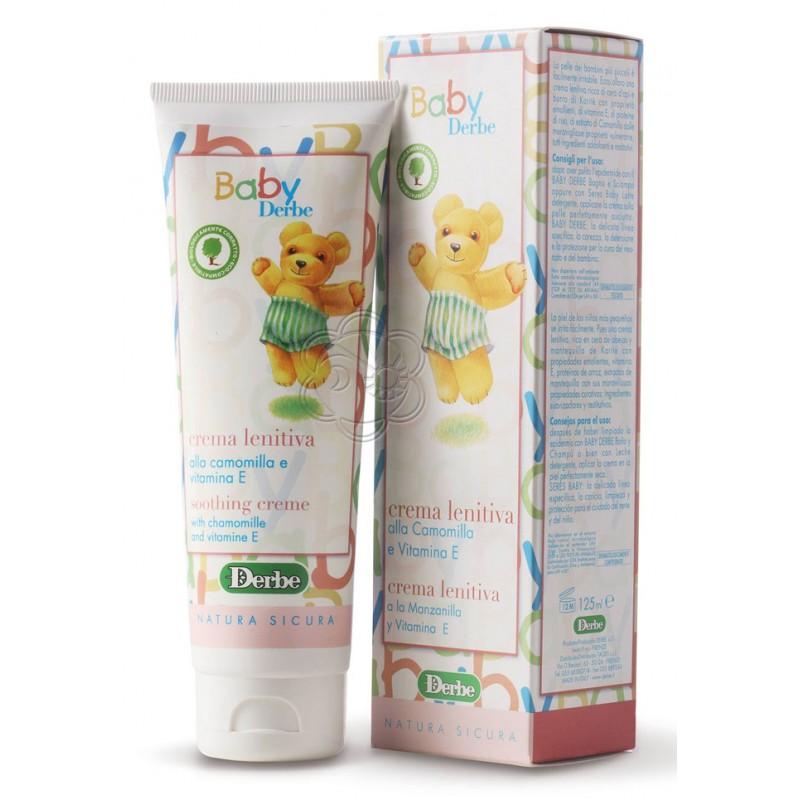 Crema Lenitiva Baby (125 ml) - Seres Derbe - Bimbi