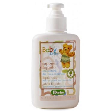 Sapone Liquido Baby (125 ml) Seres Derbe - Bagnischiuma Bimbi