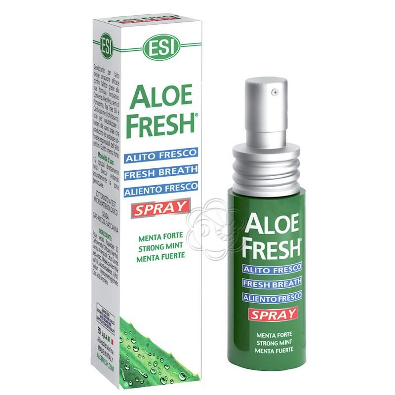 Alito Fresco Spray Orale - Alito Fresh (20 ml) Esi Italia - Alitosi