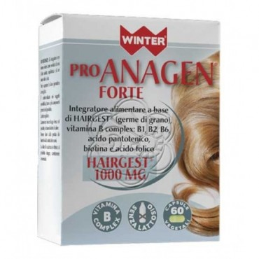Pro Anagen Forte (32 Compresse) Winter - Caduta Capelli