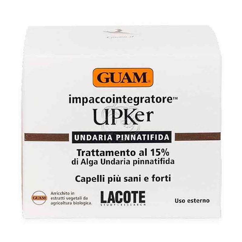 Impaccointegratore Capelli UPKer (200 ml) Guam Lacote - Impacchi Capelli