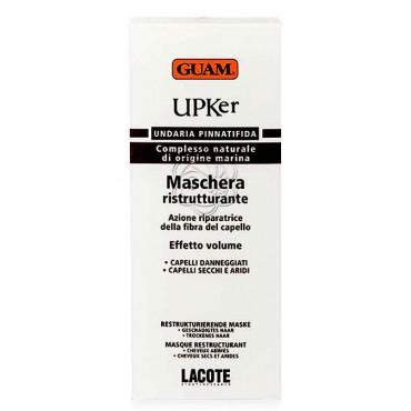 Maschera Ristrutturante UPKer (150 ml) Guam Lacote - Caduta Capelli