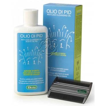 Olio di Pid contro i pidocchi (200 ml) - Seres Derbe - Detergenti Delicati - Pediculosi