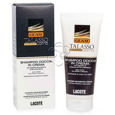 Doccia Shampoo Talasso Uomo (200 ml) Guam Lacote - Regali