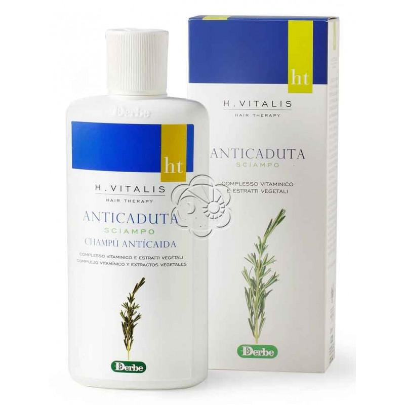 Shampoo Anticaduta Humusvitalis - (200 ml) Derbe Humusvitalis - Detergenti Delicati