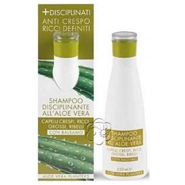 Shampoo Disciplinante Aloe Vera (200 ml) Planters - Shampoo Aloe Capelli
