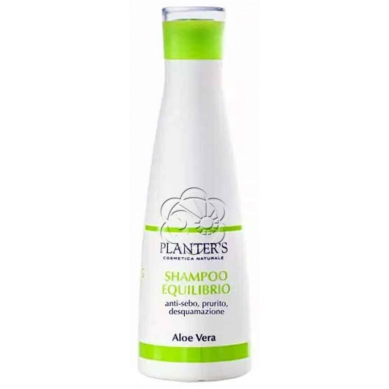 Shampoo Equilibrio (200 ml) Planters - Detergenti Delicati