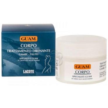 Trattamento Drenante Gambe e Glutei (200 ml) Guam Lacote - Trattamenti Drenanti