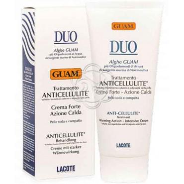 Trattamento Corpo Anticellulite Duo (200 ml) Guam Lacote - Creme Anticellulite