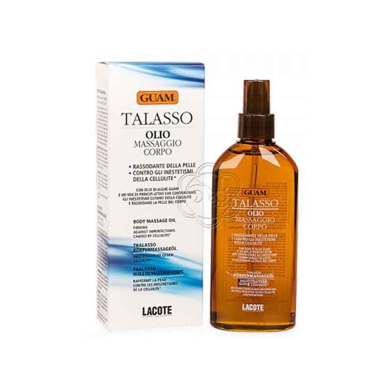 Olio Talasso Guam Massaggio Corpo (200 ml) Guam Lacote - Oli da Massaggio