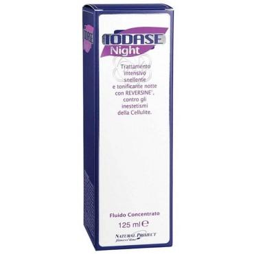 Iodase Night Crema (125 ml) Natural Project - Cellulite