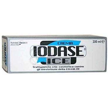 Iodase Ice Crema (200 ml) Natural Project - Inenstetismi localizzati della lipodistrofia