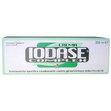 Iodase Complex (200 ml) Natural Project - Inenstetismi localizzati della lipodistrofia