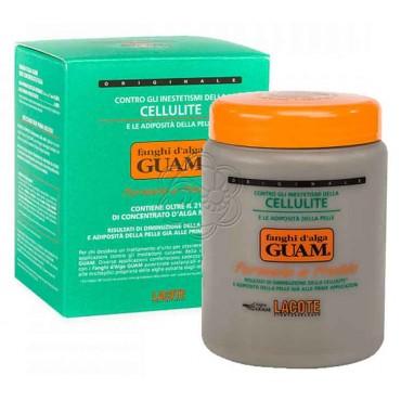 Fanghi Alga Guam Formula a Freddo (1 Kg) Guam Lacote - Fanghi Anticellulite