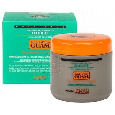 Fanghi Alga Guam Formula a Freddo (500 g) Guam Lacote - Fanghi Anticellulite