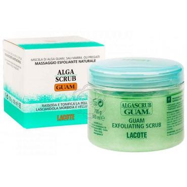 Algascrub Guam (700 g) Energico trattamento talasso scrub - Guam Lacote - Trattamenti corpo