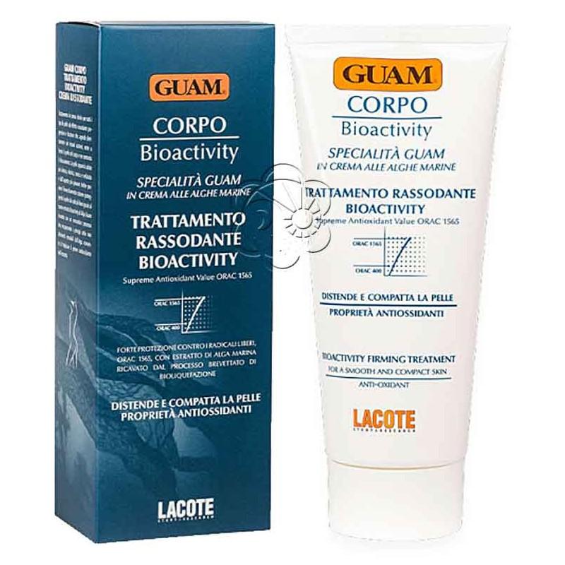 Trattamento Rassodante Corpo Bioactivity (200 ml) Guam Lacote - Creme Rassodanti Corpo