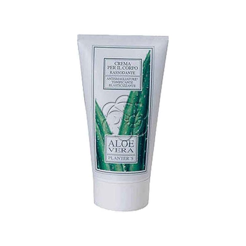 Crema Corpo Aloe Antismagliature e Rassodante (150 ml) Planters - Rilassamento Pelle