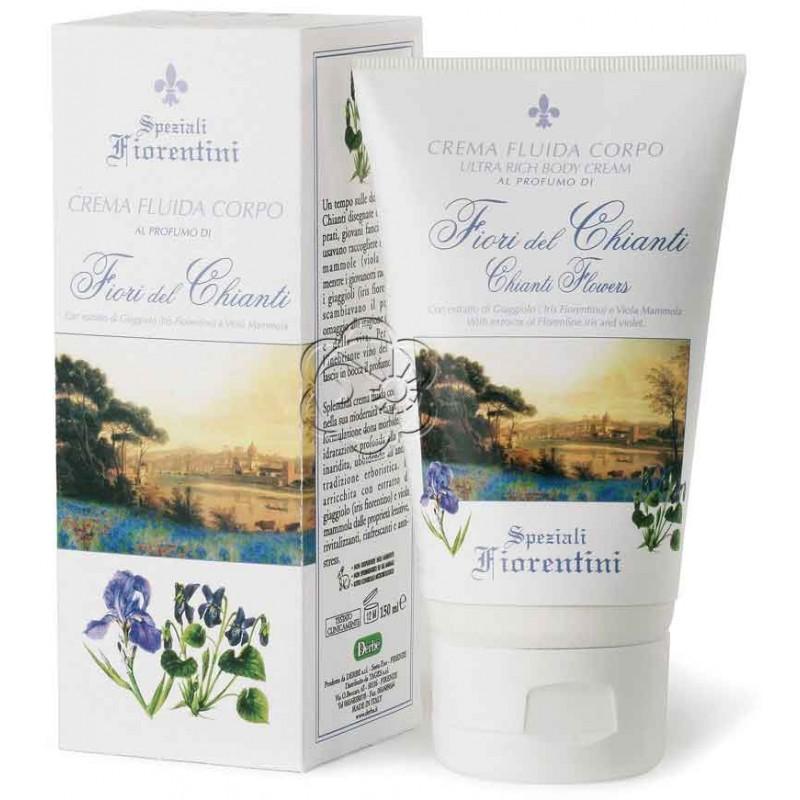 Crema Corpo Fiori del Chianti (150 ml) Derbe Speziali Fiorentini - Regali
