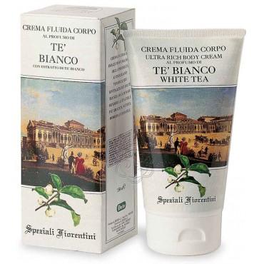 Crema Corpo Tè Bianco (150 ml) Derbe Speziali Fiorentini - Regali