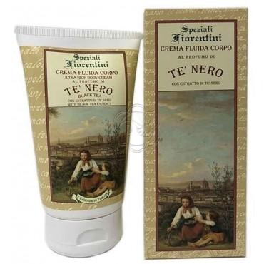 Crema Corpo Tè Nero (150 ml) Derbe Speziali Fiorentini - Regali