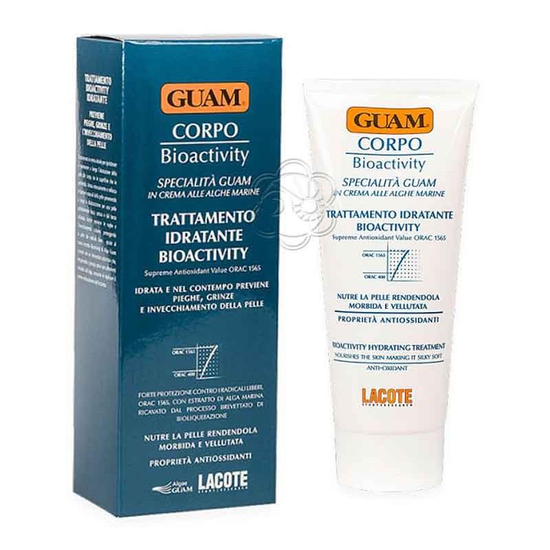 Trattamento Idratante Corpo Bioactivity (200 ml) Guam Lacote - Creme Idratanti Corpo
