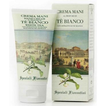 Crema Mani al Tè Bianco (75 ml) Derbe Speziali Fiorentini - Regali