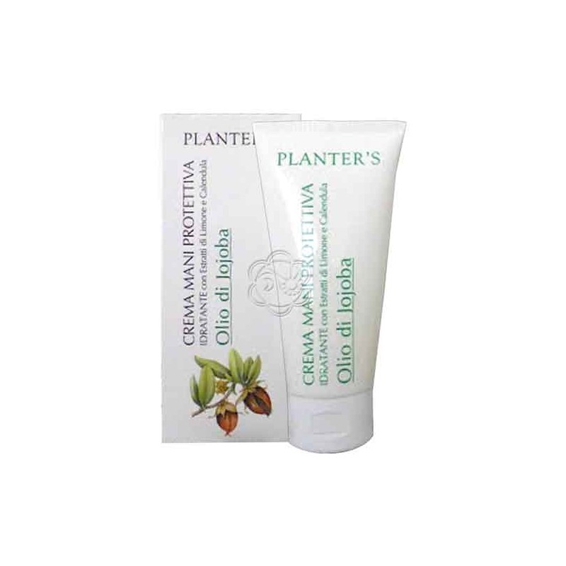Crema Mani Protettiva Idratante Olio Jojoba (75 ml) Planters - Regali