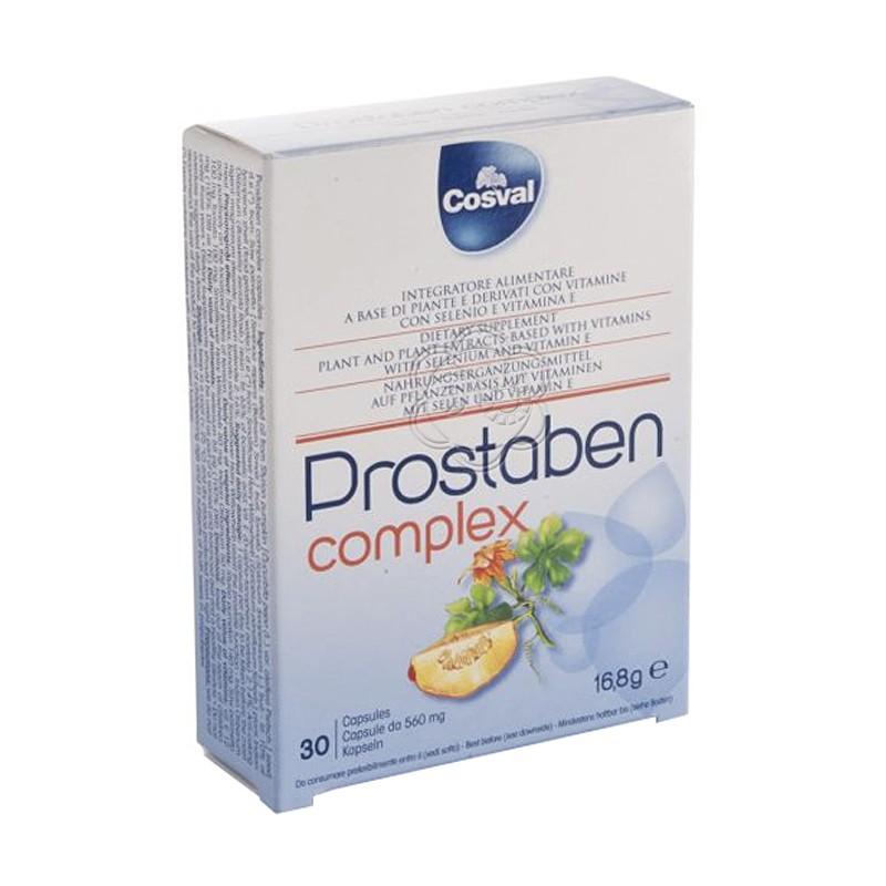 Prostaben Complex (30 Capsule) Cosval - Prostatite