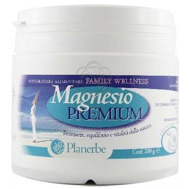 Magnesio Premium (200 g) Planerbe - Integratori Salini