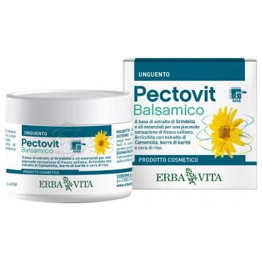 Pectovit Unguento Balsamico (50 ml) Erba Vita - Tosse