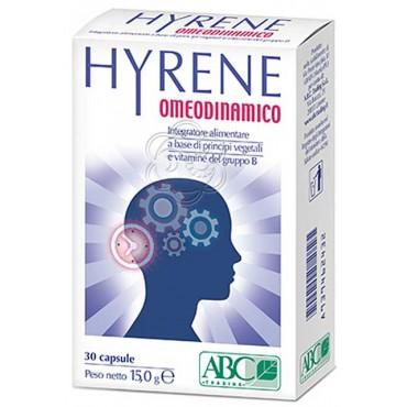 Hyrene Omeodinamico (30 Capsule) ABC Trading - Ansia