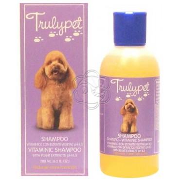 Shampoo Vitaminico Cani e Gatti (200 ml) Derbe Vitanova Trulypet - Toilette Animali