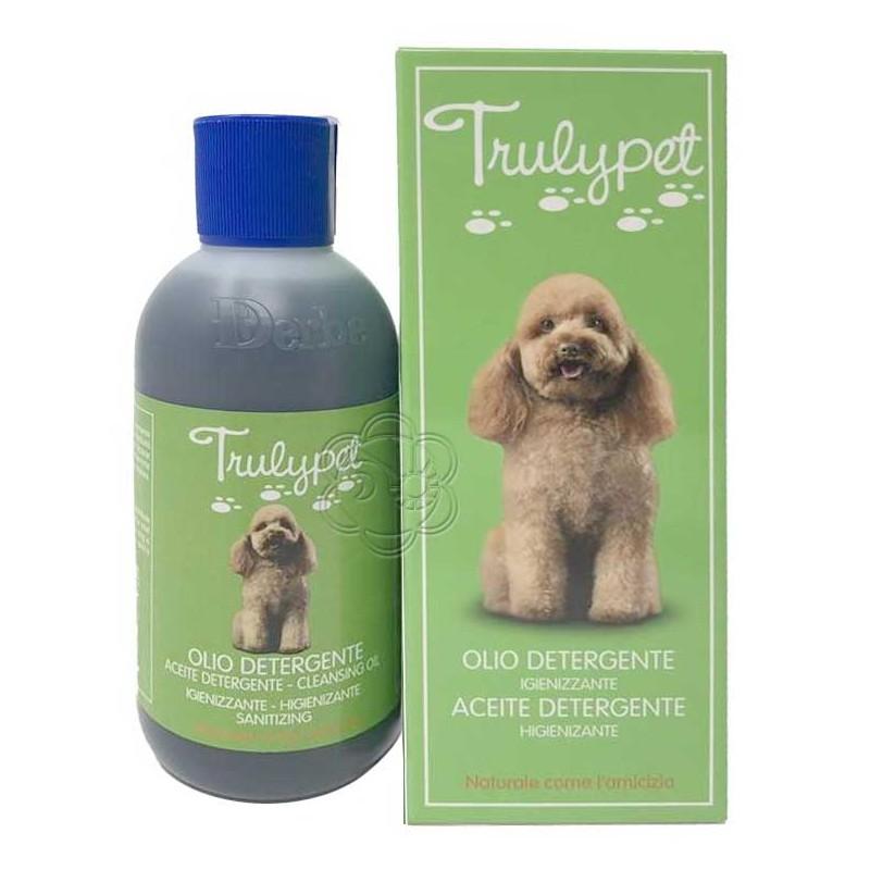 Olio Detergente Igienizzante per Cani (200 ml) Derbe Vitanova Trulypet - Toilette Animali