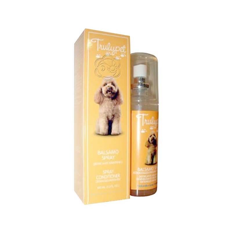 Balsamo Spray Districante Istantaneo - Cani e Gatti (100 ml) Derbe Vitanova Trulypet - Toilette Animali
