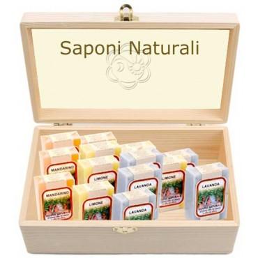 Sapone Naturale Zolfo (100 g) Dhanvantari - Cosmesi